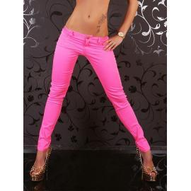 Pantalón color rosa flúor