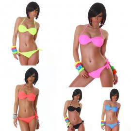 Bikini sexy colores lisos