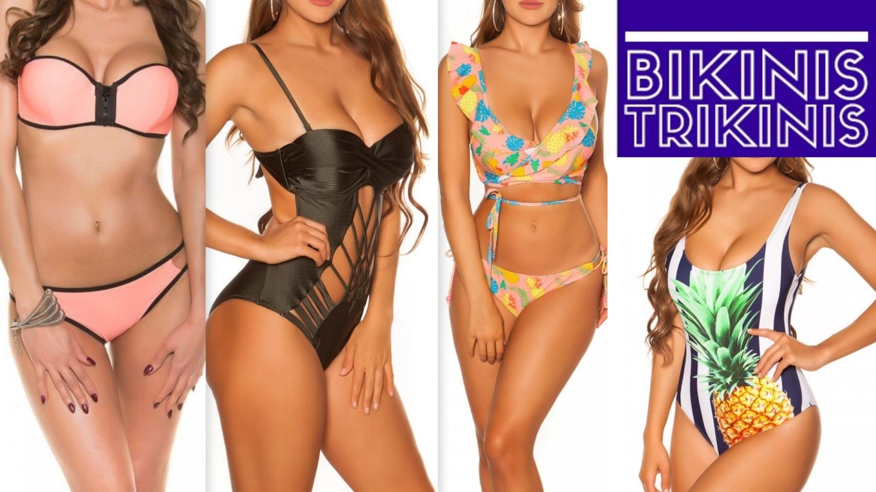 Bikinis y Trikinis