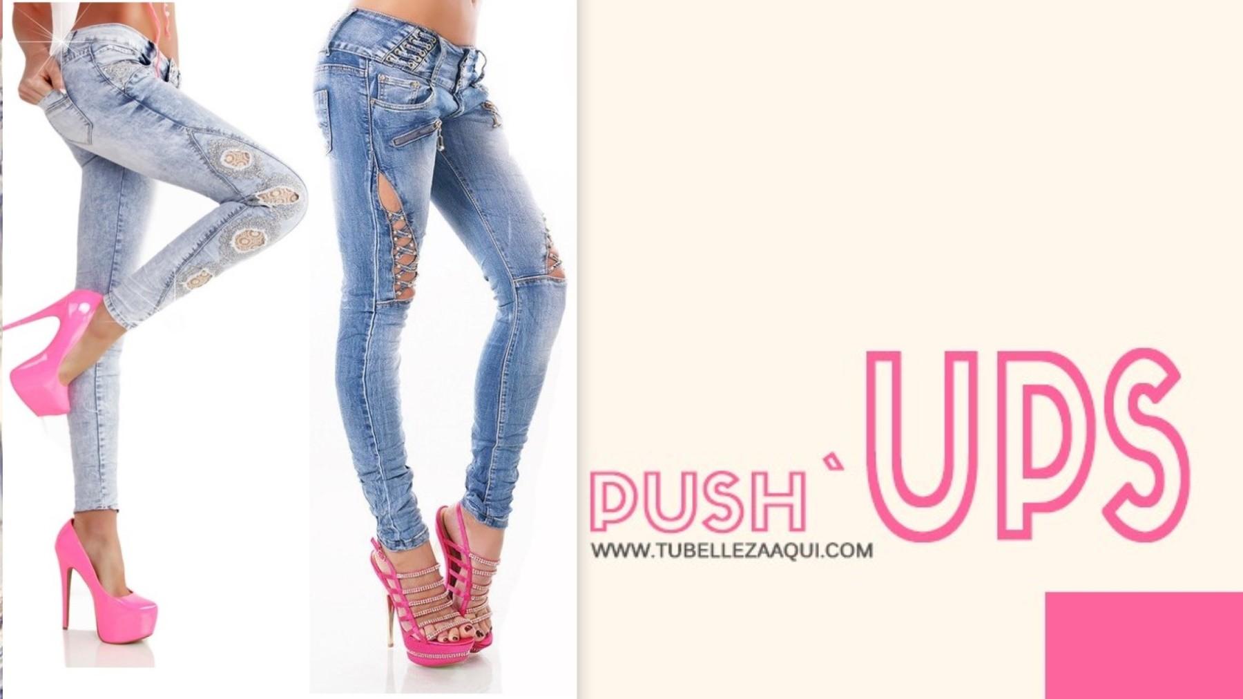Pantalones PushUps