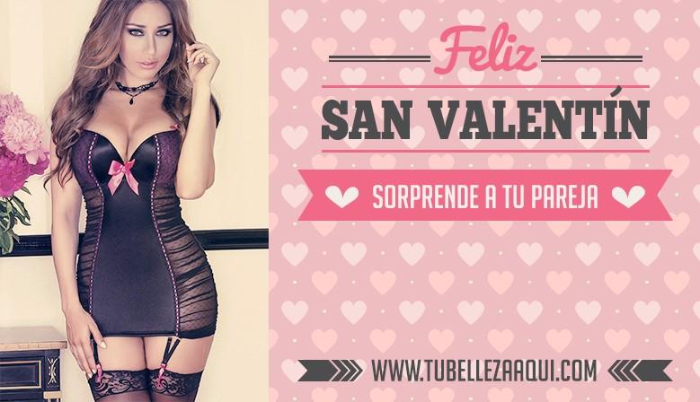 Conjuntos San Valentín